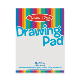 Melissa & Doug - Drawing Paper Pad