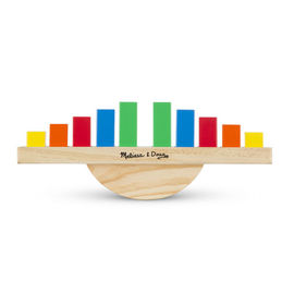 Melissa & Doug - Rainbow Balance Wooden Toy