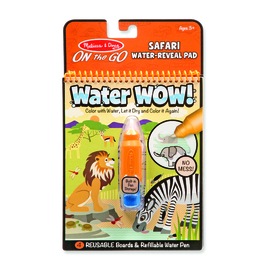 Melissa & Doug - On The Go - Water WOW! Safari