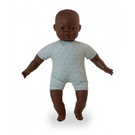 Miniland Doll - African Soft Bodied Doll 40cm