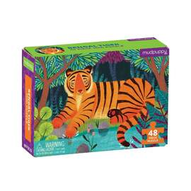 Mudpuppy Bengal Tiger 48pc Mini Puzzle