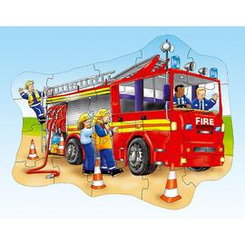 Orchard Toys - Big Fire Engine Jigsaw Puzzle 20 piece