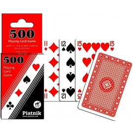 Piatnik 500 Playing Card Game