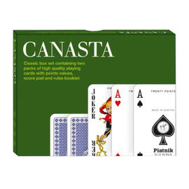 Piatnik Canasta Classic Box Set Card Game