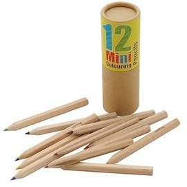 Seedling - Mini Colouring Pencils 12 Pack
