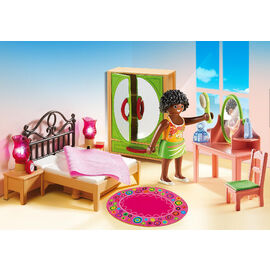 Playmobil Dollhouse - Bedroom with Dressing Table