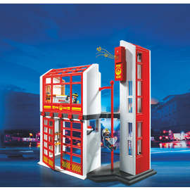 Playmobil City Action - Fire Station with Alarm