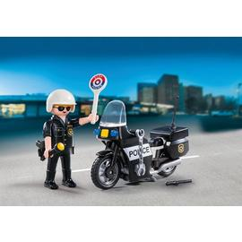Playmobil City Action - Police Carry Case