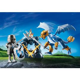 Playmobil Knights | Dragon Knights Carry Case