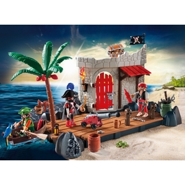 Playmobil Pirate Fort Super Set