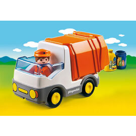 Playmobil 1.2.3 | Recycling Truck