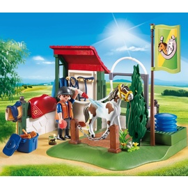 Playmobil Country - Horse Grooming Station