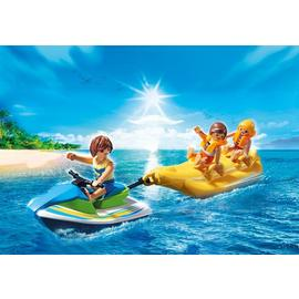 Playmobil Family Fun | Personal Watercraft with Banana Boat