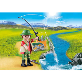 Playmobil Special Plus Fisherman