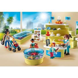 Playmobil Family Fun - Aquarium Shop