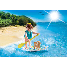 Playmobil Special PLUS Paddleboarder