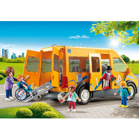 Playmobil City Life | School Van