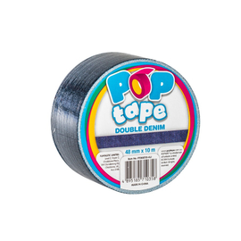 POPtape - Blue Double Denim