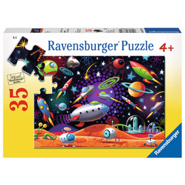 Ravensburger - Space 35pc Jigsaw Puzzle