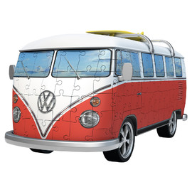 Ravensburger Volkswagon T1 Surfer Edition Kombi 3D Jigsaw Puzzle 162pc