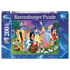 Ravensburger - Disney Favourites Jigsaw Puzzle 200pc