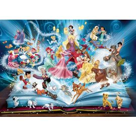 Ravensburger Disney Magical Storybook Jigsaw Puzzle 1500pc