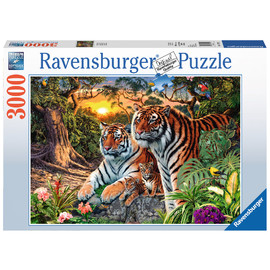 Ravensburger Hidden Tigers 3000pc Jigsaw Puzzle