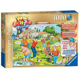 Ravensburger - What If? No.17 Fantasy Golf 1000pc Jigsaw Puzzle