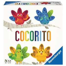 Ravensburger - Cocorito Board Game