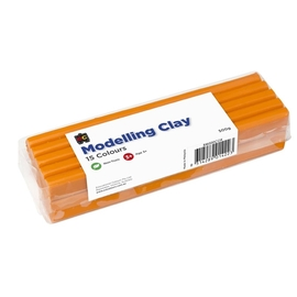 Educational Colours - Modelling Clay 500g Orange