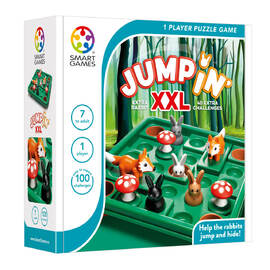 SmartGames JumpIn' XXL Logic Game