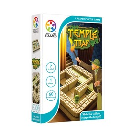 SmartGames Temple Trap Logic Game