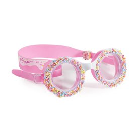 Bling2o Swim Goggles - Do Nuts 4U | Boston Creme Pink