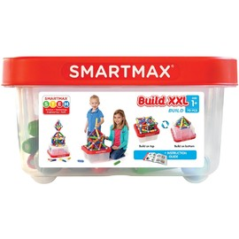 SmartMax Build XXL 70 Piece Magnetic Construction Kit
