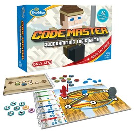 ThinkFun Code Master Programming & Logic Game