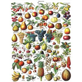 The New York Puzzle Company | Fruits 1000pc Jigsaw Puzzle