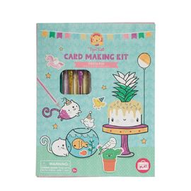 Tiger Tribe Card Making Kit ­| Fiesta Fun