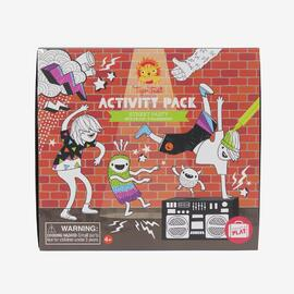 Tiger Tribe Activity Pack - Street Party