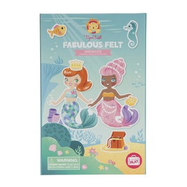 Tiger Tribe Fabulous Felt Mermaids