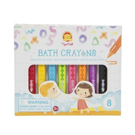 Tiger Tribe Bath Crayons 8pk ­
