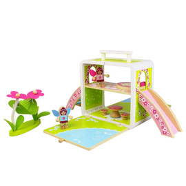 Tiger Tribe Wooden Boxset - Fairy House