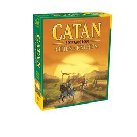 Catan Board Game - Cities & Knights Expansion
