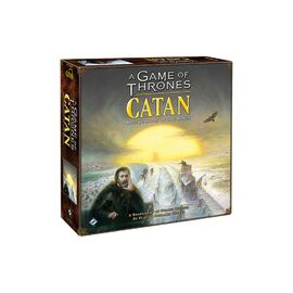 Catan A Game of Thrones - Brotherhood of The Watch Board Game
