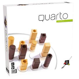 Gigamic Quarto Strategy Game