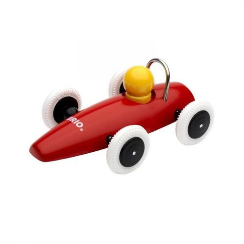 BRIO Race Car | Red