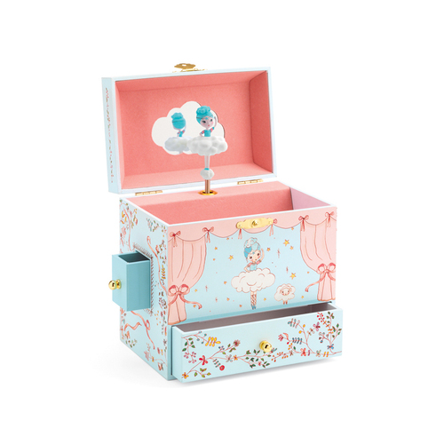 Djeco Music Box - Ballerina On A Stage