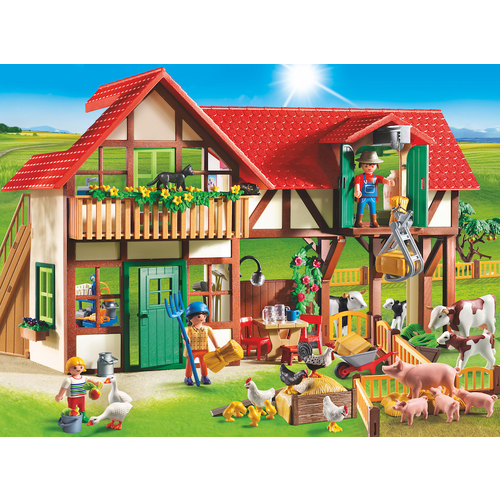 Playmobil Country - Large Farm