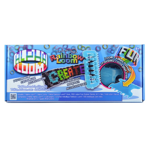 Rainbow Loom® Alpha Loom Kit