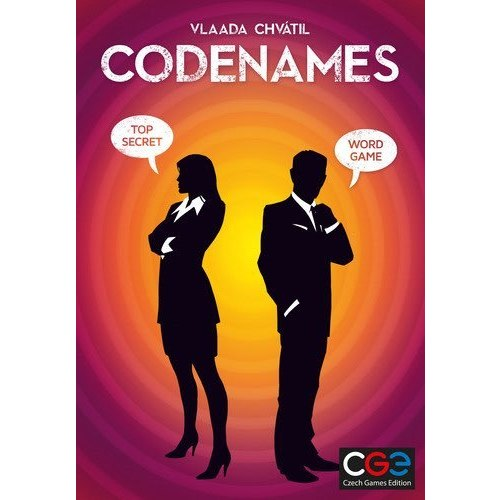 Codenames Card Game