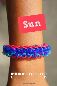 Instructions On How To Make Rainbow Loom Designs Loom Bracelets Charm Patterns
